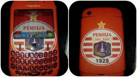 Jerseay Persija 1 orenjmania store garskin persija untuk smartphone pre order