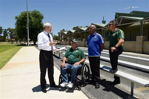 grants for lighting upgrades gosnells parks to receive synthetic turf and lighting
