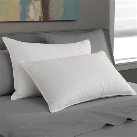 bedding pillow goose down alternative king size pillow