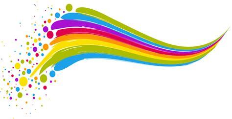 euclidean  vector rainbow png file hd clipart