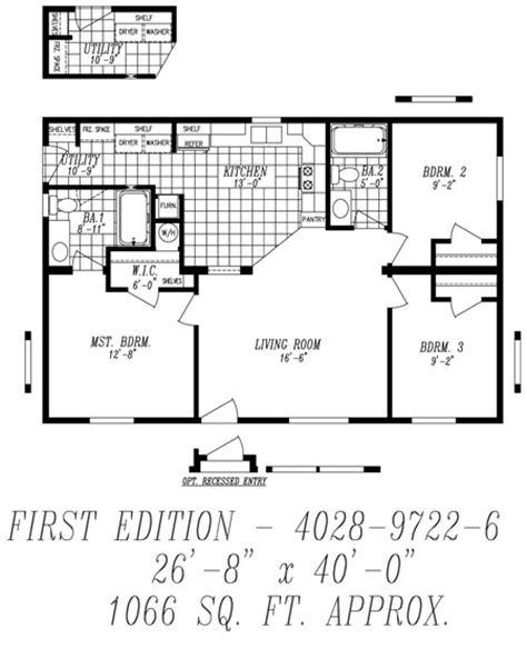 heritage homes floor plans overview heritage home center manufactured homes