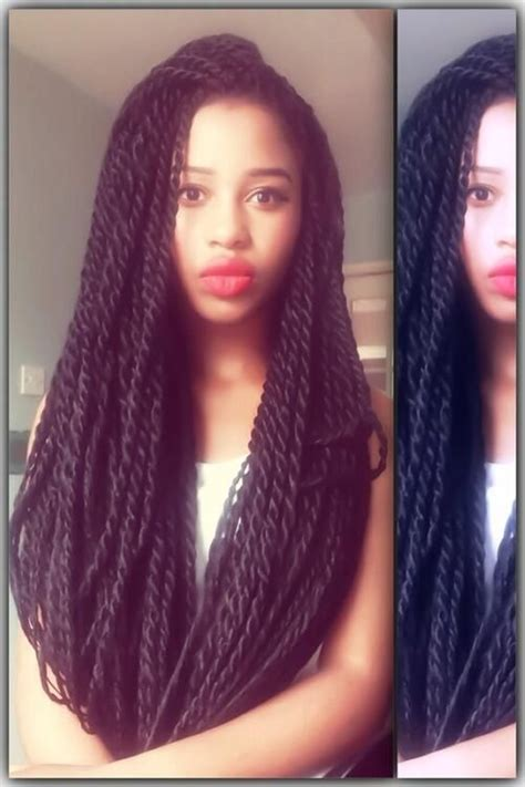 blakizbeautyfulstyle her senegaltwist 1000 images about box braids and senegalese twists on