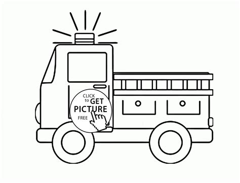 preschool coloring pages trucks 10 wonderful monster truck coloring pages for toddlers