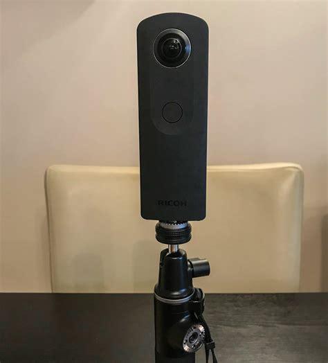 latest  cameras gopro fusion ricoh theta