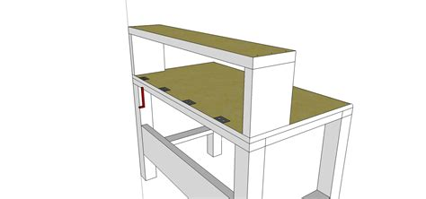 bench outlets workshop how to install a electrical outlet box in a