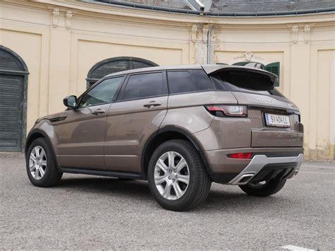 range rover evoque 2 0 td4 testbericht auto motor at