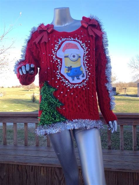 Minion 8 Sweater By Tukuostore sweaters despicable me and minions on