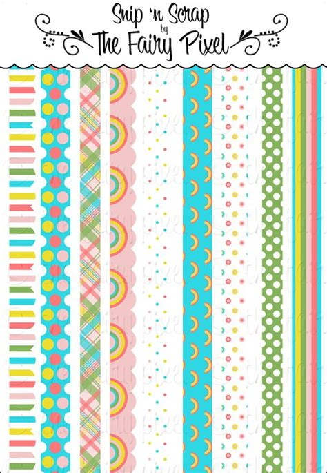25 best ideas about printable scrapbook paper on 231 best images about borders on pinterest