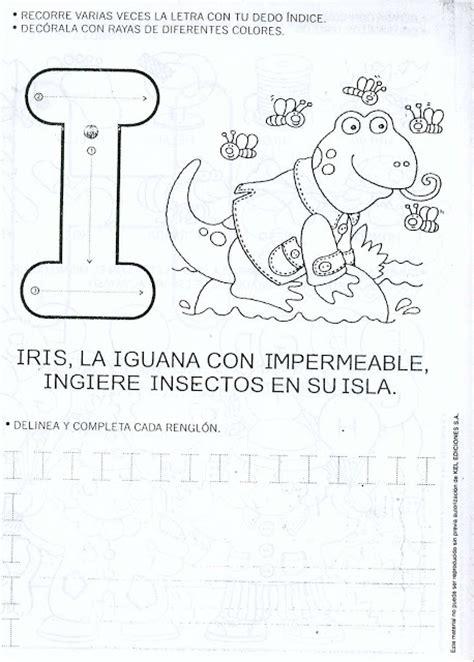 imagenes que empiecen con la letra i para imprimir cosas con la letra i animales y cosas material para
