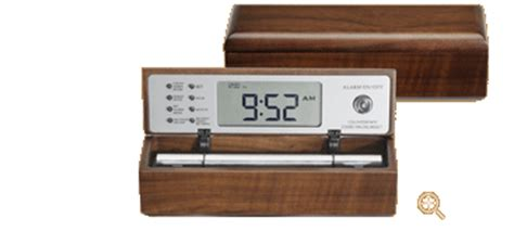 digital zen alarm clock 174 digital alarms clocks now