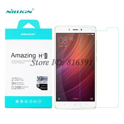 Nillkin Brand Xiaomi Redmi Note With Windows ᐃnillkin brand xiaomi redmi note ộ ộ 4 4 tempered glass 웃 유 5 5 5 5 inch amazing h pro
