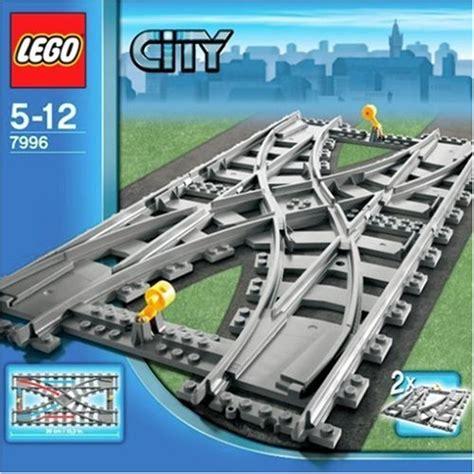 Exklusif Lego 7499 City And Track Berkualitas crossover track 7996 1