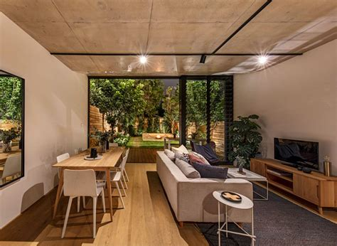 renovated semi detached house co ap renovated and extended a typical suburban home in sydney interiorzine