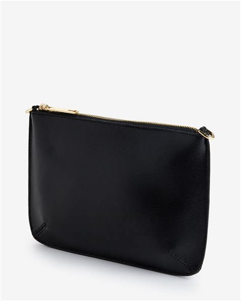 Bag Clutch Bag 9 lyst ted baker crosshatch clutch bag in black