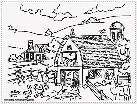 free coloring pages of girl farmer