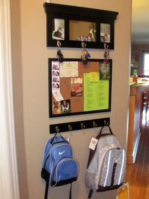 entryway backpack storage entryway organization for kids