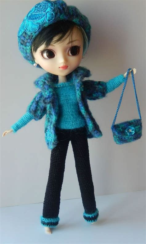pattern pullip clothes 17 best images about pullip momoko and licca chan crochet