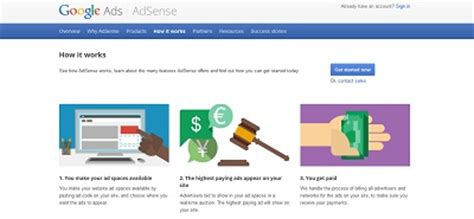 adsense how it works how to make money on youtube with google adsense
