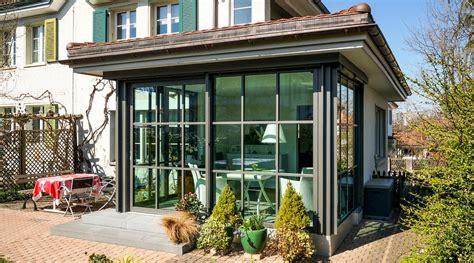 haus veranda anbau wintergarten wohnwintergarten wohnraumerweiterungen
