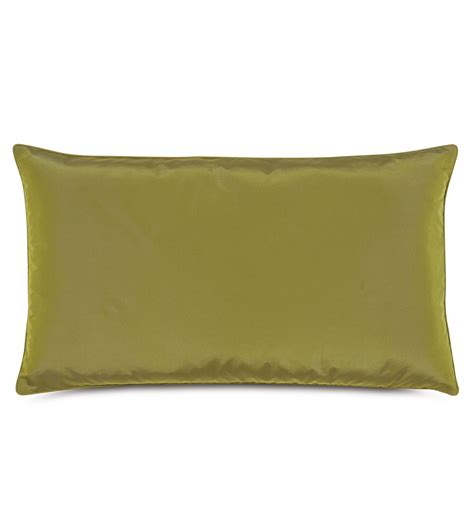 Chartreuse Pillows by Luxury Bedding By Eastern Accents Freda Chartreuse Dec