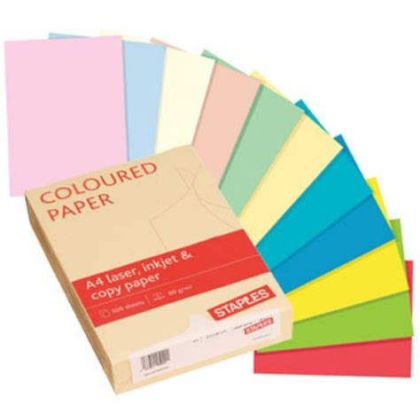 staples a4 photo quality matt inkjet photo paper 100gsm sale on staples a4 120 gsm coloured paper for laser
