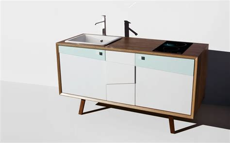 Free Standing Kitchen Counter | add counter space in your kitchen with four boards free