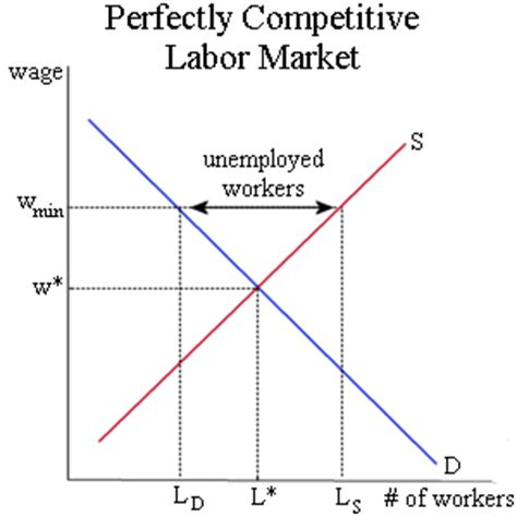 minimum wage  should it be raised?: perfectly competitive