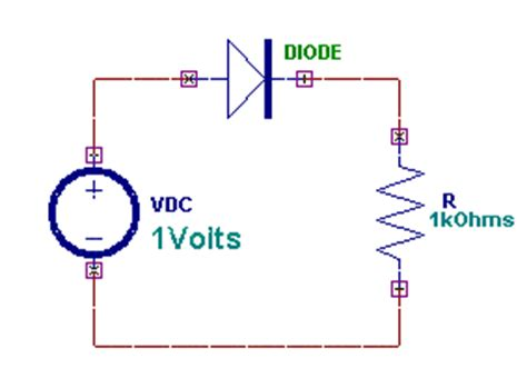 diode characteristics experiment readings characteristics of diode