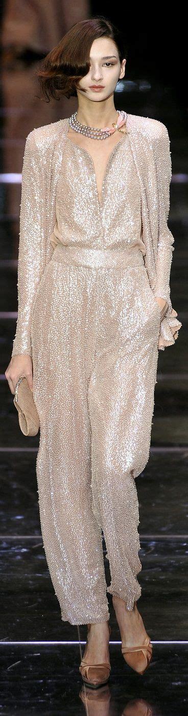 Armani Creates Wedding Wardrobe For And Bridesmaids by Armani Prive Gorgeous Beaded Top Blazer