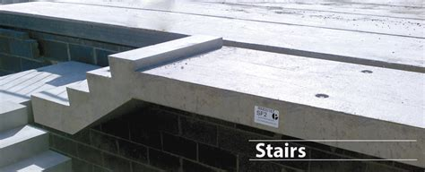 Floating Concrete Stairs And Landing fp mccann precast concrete flooring systems and stair units fp mccann biomass boiler