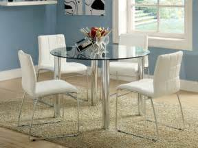 glass top kitchen table sets glass top kitchen table and chairs kenangorgun