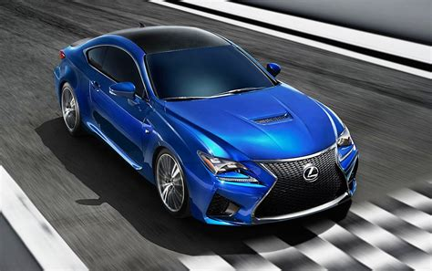 lexus india lexus india now offers rc f performance coupe at behest