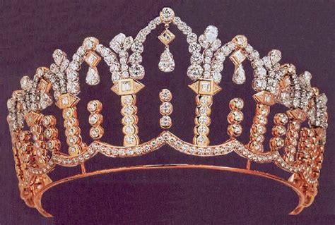 Hasna Set 3 tiara mania princess lalla hasna of morocco s