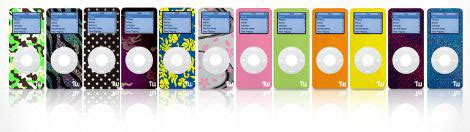 Milite Dresses Up Your Ipod Nano by Dress Up Your Ipod Macworld