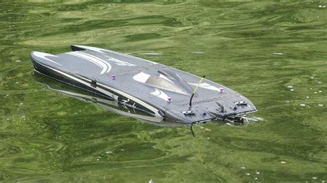 zonda rc boat testing rc boat zonda 12 s lipo powerfull monster zonda