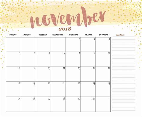 18 month desk calendar printable november calendar free printable 2018 desk