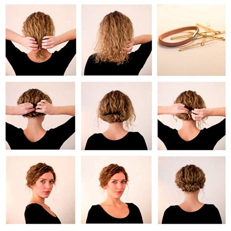 quick and easy hairstyle tutorials how to make a nice hairstyle with short hair hairstyles