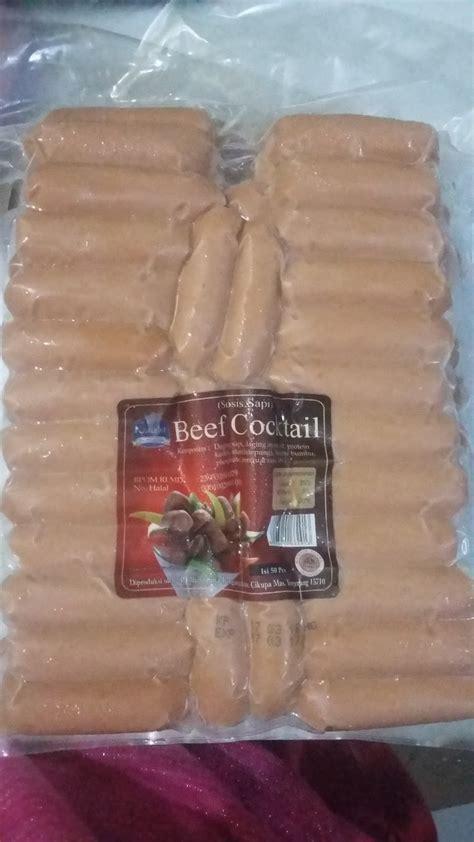 kanzler beef coctail distributoragen frozen food