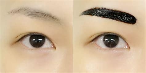 Etude Eyebrow Gel everyone is talking about etude house s new eyebrow gel
