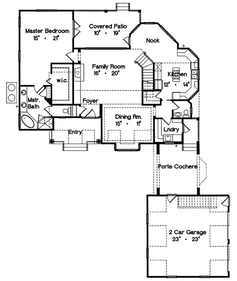 vizcaya floor plan vizcaya southern european home plan 047d 0124 house