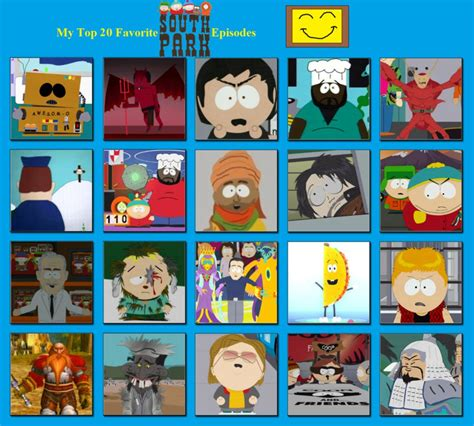 best south park episode my top 20 favorite south park episodes by 4xeyes1987 on