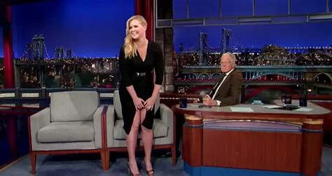 show me veginer picture amy schumer shows her vagina late show with david
