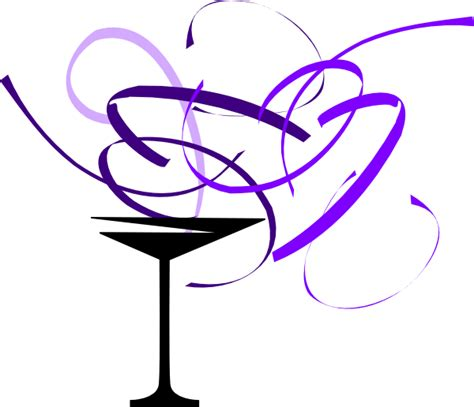 purple martini clip art purple haze 2 clip art at clker com vector clip art