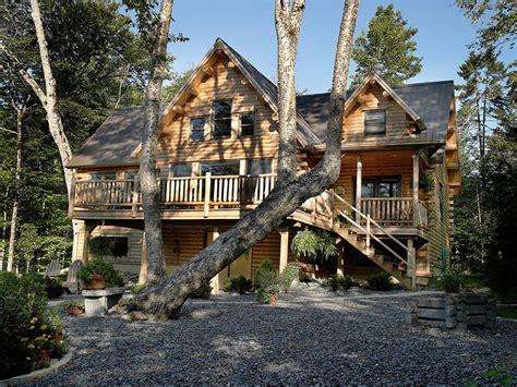 katahdin log home floor plans sebec log cabin floor plan by katahdin cedar log homes