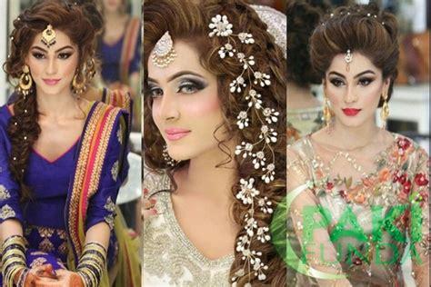 Wedding Hairstyles In Pakistan by Best Bridal Hairstyles Bridal Wedding