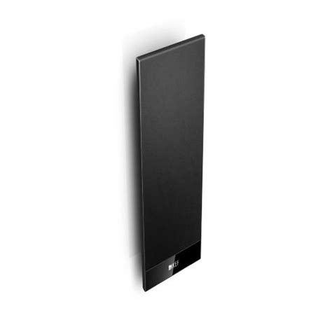 kef t205 5 1 home theater system black