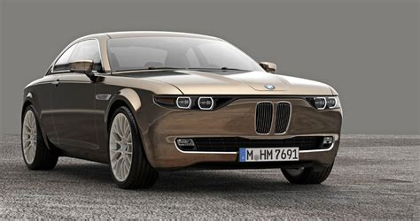 bmw vintage concept bmw cs vintage concept pays tribute to 1968 e9 series