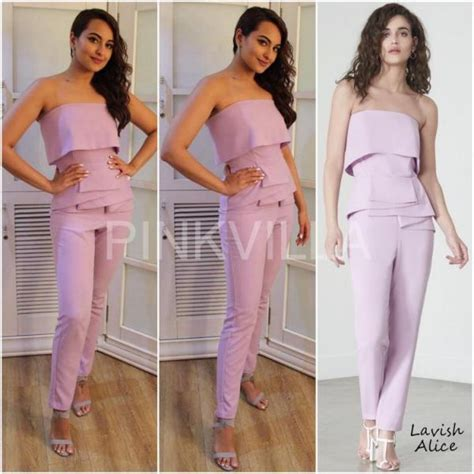 anushka sharma is slayin it in a jumpsuit as she poses fashion faceoff sonakshi sinha or anushka sharma who