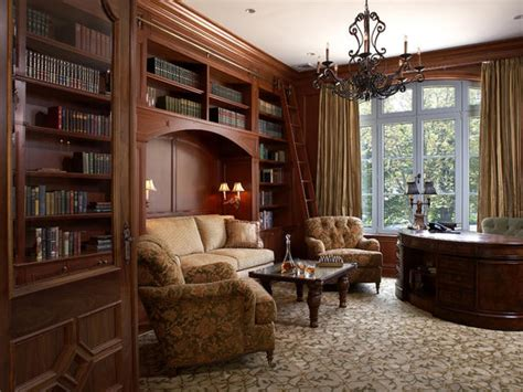 how to decorate a traditional home study room ideas decobizz com