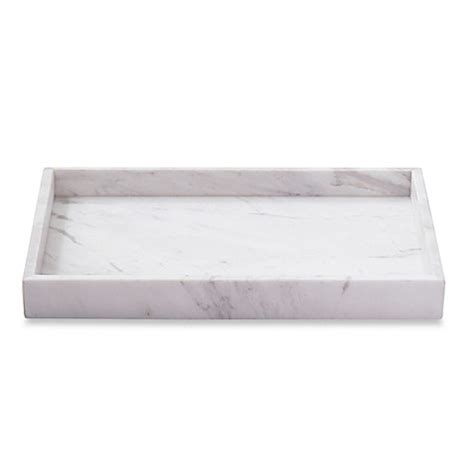 Bathroom Vanity Tray Camarillo Marble Vanity Tray Www Bedbathandbeyond